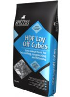 Spillers HDF Lay Off Cubes 25kg